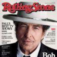 Bob Dylan en couverture du magazine Rolling Stone américain en septembre 2012. C'est dans cette interview, qui fut publiée traduite dans l'édition française du magazine en octobre 2012, que Bob Dylan tient les propos incriminés par le Conseil représentatif de la communauté et des institutions croates de France.