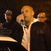 cff5ccb5ed3a9c Paul Walker   Effondré et ému, le roc Vin Diesel rend hommage à son