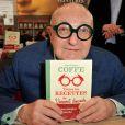 Jean-Pierre Coffe lors de la 33e édition du Salon du Livre à Paris, le 23 mars 2013.