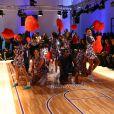 """Ambiance lors du défilé de la marque créateur """"AS I AM"""", - collection printemps/été 2014 - à la galerie Nikki Diana Marquardt à Paris, le 4 decembre 2013"""