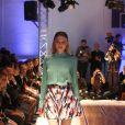 """Le défilé de la marque créateur """"AS I AM"""", - collection printemps/été 2014 - à la galerie Nikki Diana Marquardt à Paris, le 4 decembre 2013"""