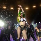 Lady Gaga : Sirène coquine face à Katy Perry et Jessie J, époustouflante