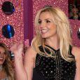 La chanteuse Britney Spears arrive au Planet Hollywood pour la soirée de lancement de sa résidence à Las Vegas pour deux ans de concerts, le mardi 3 décembre 2013.