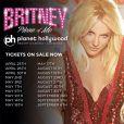 Britney Spears en concert à Las Vegas : de nouvelles dates annoncées.