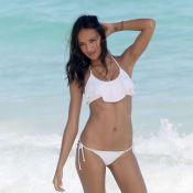 Gracie Carvalho : Irrésistible en bikini, la Brésilienne est dans son élément