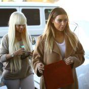Kim Kardashian : Shopping et institut de beauté pour la star en week-end