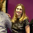 """Julie Gayet, Stephane Guillon, Jonathan Zaccaï a l avant premiere du film """" Les ames de papier"""" au Gaumont Opera, Paris, le 16 Decembre 2013 16/12/2013 - Paris"""