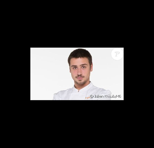 Quentin Bourdy, candidat de Top Chef 2013