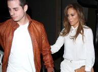 Jennifer Lopez et Casper Smart : Amoureux chic en soirée relax