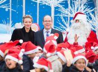Charlene et Albert de Monaco: Goûter de Noël magique pour les petits Monégasques