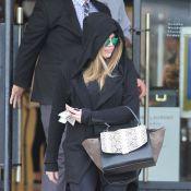 Khloé Kardashian : Shopping avant Noël pour la future divorcée