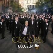 Oscars 2014 : Ellen DeGeneres lance son lip dub dansant façon Broadway