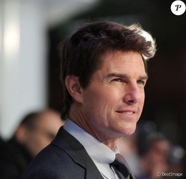 Tom Cruise à Londres, le 4 avril 2013.