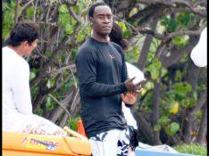 PHOTOS EXCLUSIVES : Don Cheadle, vacances à Hawaii avec ses deux filles !