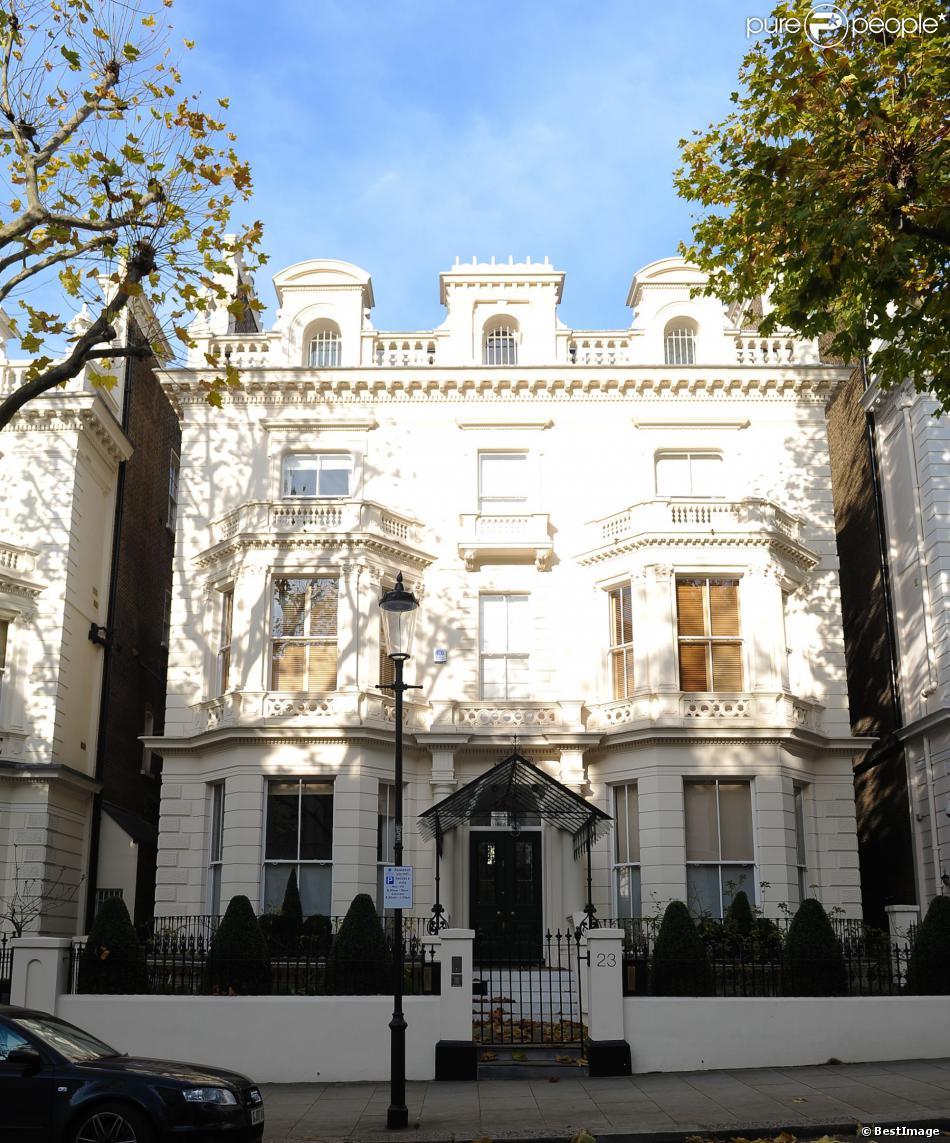 victoria et david beckham seraient les nouveaux propri taires de cette maison londres pour 48. Black Bedroom Furniture Sets. Home Design Ideas