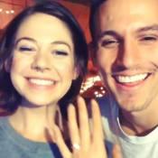 Analeigh Tipton : La jolie actrice de ''Crazy, Stupid, Love'' s'est fiancée