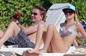Heather Locklear : Sa fille Ava, bombe des plages avec son père Richie Sambora