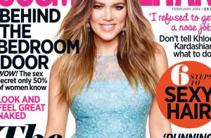 Khloe Kardashian : Rayonnante, la future divorcée évoque son intimité
