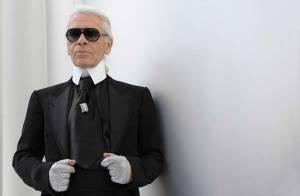 Karl Lagerfeld vous invite à passer la soirée avec lui...