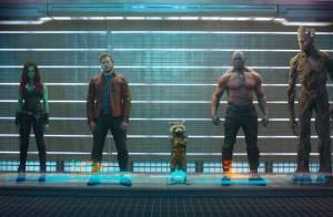 Les Gardiens de la galaxie, première image : Bradley Cooper en raton-laveur