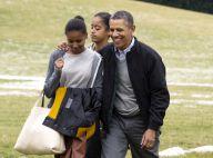 Barack Obama de retour au travail quand Michelle reste au soleil pour ses 50 ans