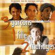 Julie Gayet dans 3 garçons, 1 fille, 2 mariages (2004).