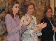 Letizia et Sofia d'Espagne : Tandem inédit et ému pour une tournée de médailles