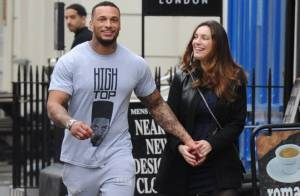 Kelly Brook : Inséparable de son nouveau chéri, David McIntosh