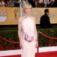 Cate Blanchett en Givenchy aux Screen Actors Guild Awards, Shrine Auditorium, Los Angeles, le 18 janvier 2014.
