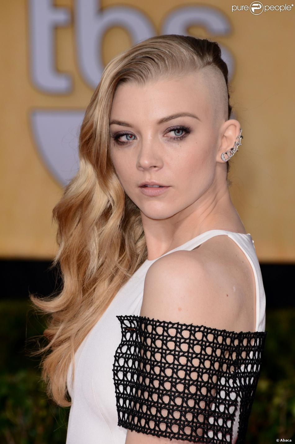 Natalie Dormer Fashion Magazine February 2016 Photoshoot: YOUR AN ACTOR OR ACTRESS, WHO WOULD YOU DO A LOVE SCENE