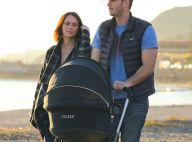 Jennifer Love Hewitt : Maman radieuse, première sortie en famille avec bébé !