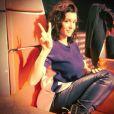 La chanteuse et coach Jenifer a retrouvé le chemin des enregistrements de The Voice, saison 3