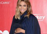 Ciara, enceinte : Baby bump stylé face à Hilary Duff, célibataire radieuse