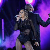 Beyoncé et Jay-Z torrides aux Grammys : In love, ils batifolent sur scène !