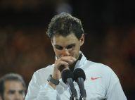 Rafael Nadal : Larmes et émotion après sa défaite face à son ami Stan Wawrinka