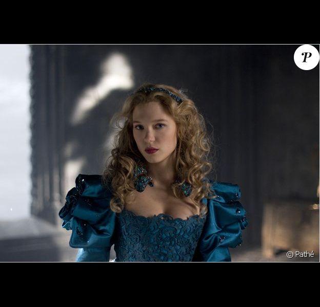 Léa Seydoux dans La Belle et la bête de Christophe Gans