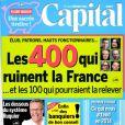 Le magazine Capital du mois de février 2014