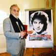 Maximilian Schell décoré de la Grande Croix des sciences et des arts d'Autriche à Vienne le 9 décembre 2002