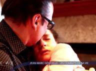 Jean-Marc Généreux, ému aux larmes, présente sa fille handicapée