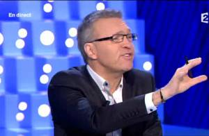 Laurent Ruquier, très agacé, recadre Natacha Polony et Aymeric Caron en direct