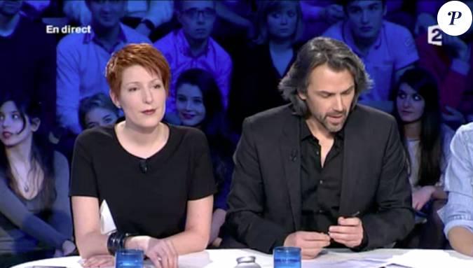 Laurent ruquier recadre aymeric caron et natacha polony en direct dans on n 39 est pas couch le - On n est pas couche streaming direct ...