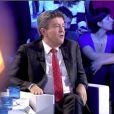 Laurent Ruquier recadre Aymeric Caron et Natacha Polony en direct face à Jean-Luc Mélenchon dans On n'est pas couché, le 1er février 2014 sur France 2.