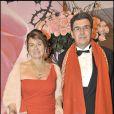 Michel Pastor et sa femme Catherine à Monaco le 29 mars 2008.
