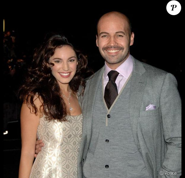 Billy Zane et Kelly Brook