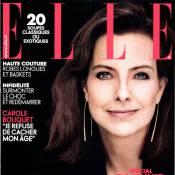 Carole Bouquet, le visage à nu, parle de chirurgie : 'Je refuse toute opération'