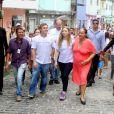 Chelsea Clinton à Rio de Janeiro, le 9 décembre 2013.