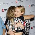 Dree Hemingway, Diane Kruger se saluent à la soirée Peter Pilotto x Target à New York le 6 février 2014