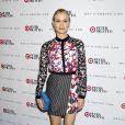 Diane Kruger arrive à la soirée Peter Pilotto x Target à New York le 6 février 2014
