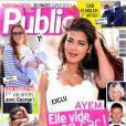 Ayem Nour en couverture de Public