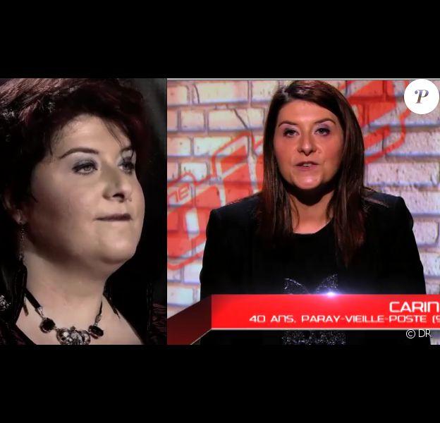 Carine : le Talent de The Voice a perdu 30 kilos pour son retour dans The Voice 3